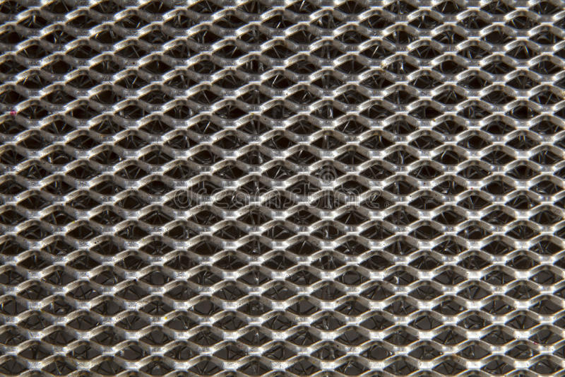 Metallo intrecciato immagini stock