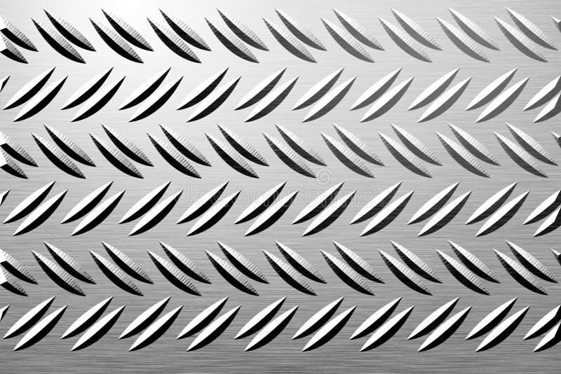 Metallplatten vektor abbildung