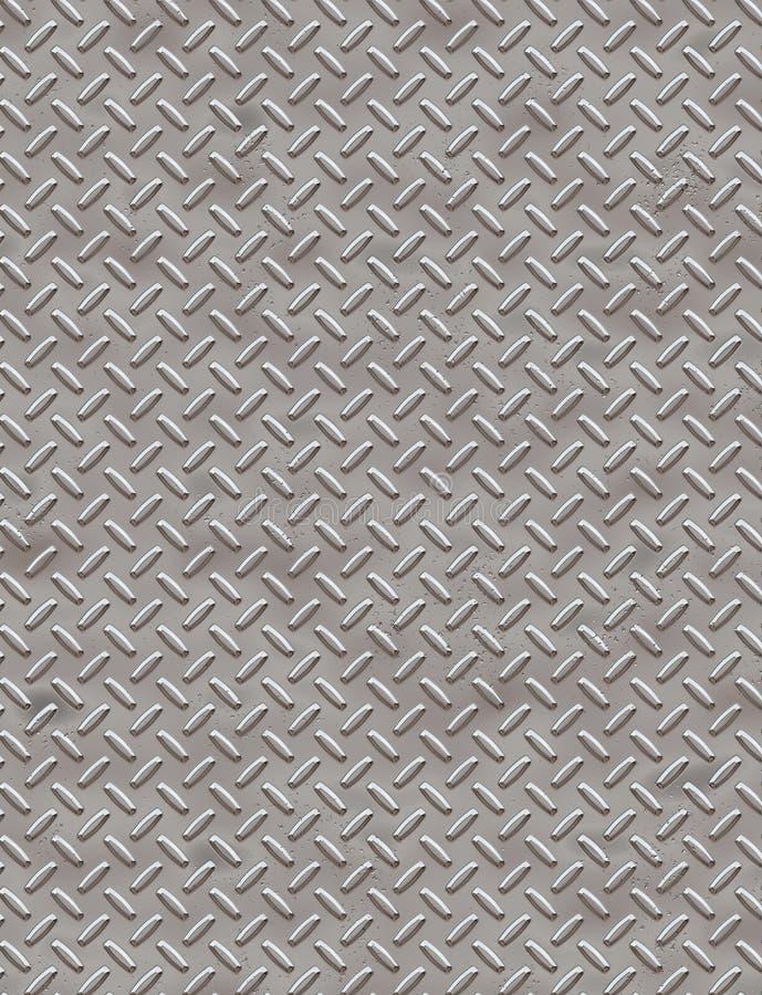 Metallplatten lizenzfreie abbildung