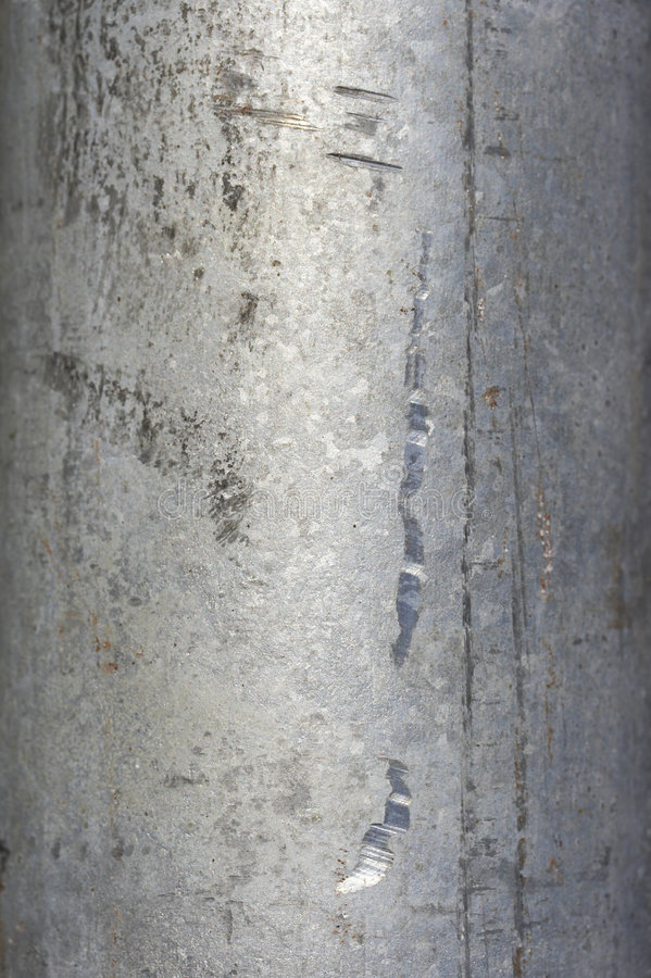 metallrør royaltyfri bild