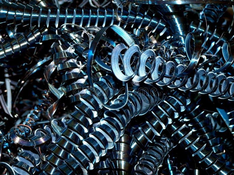 Metallrasieren lizenzfreie stockfotos