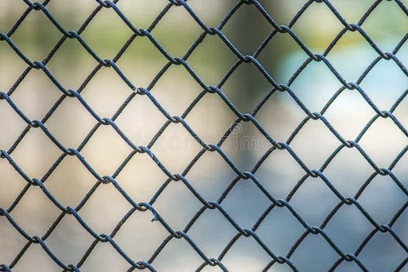 Metallraster arkivbild