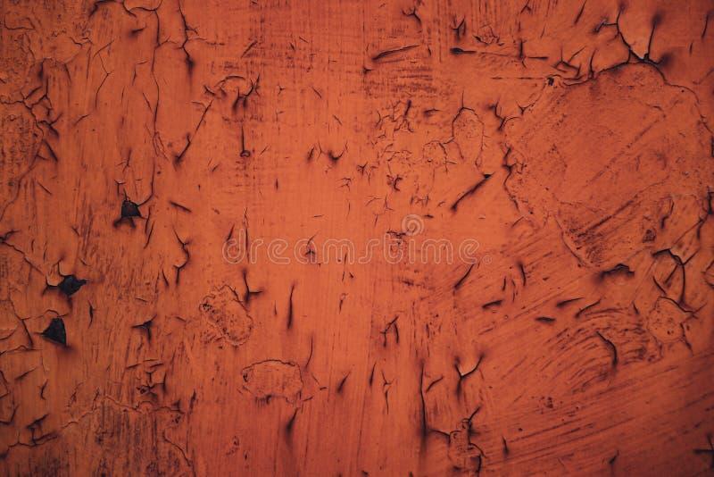 Metallrostbakgrund, gammal textur f?r metallj?rnrost, rost p? yttersidan royaltyfri fotografi