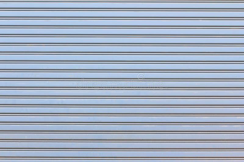 Metallrullslutare för bakgrund arkivbild