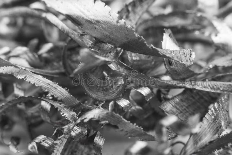 MetallShavings arkivfoton