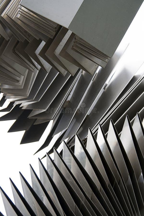 metallskulptur royaltyfria foton