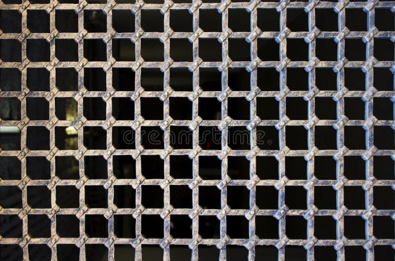Metallspisgaller fotografering för bildbyråer