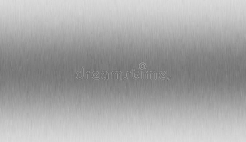 metalltextur stock illustrationer