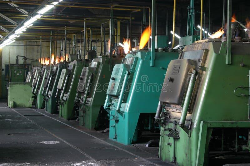 metallurgic industri royaltyfria bilder