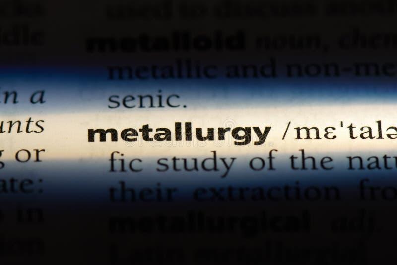 metallurgy royaltyfri fotografi