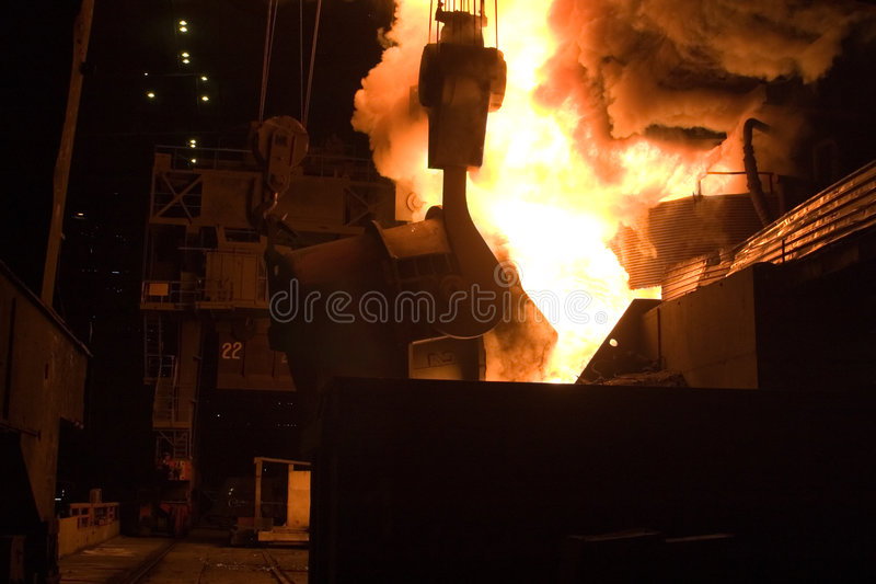 Metallurgy Stock Images
