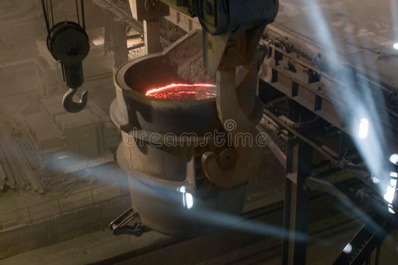 Download Metallurgy Royalty Free Stock Image - Image: 3679676