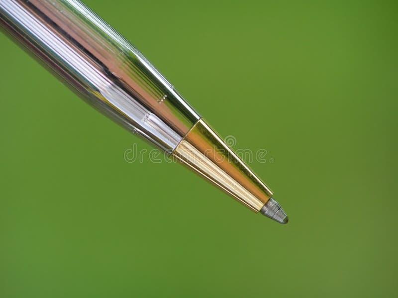 metalowy długopis obrazy royalty free