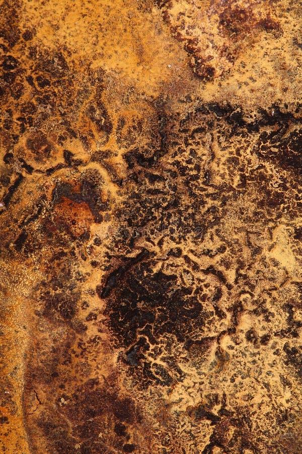 metalowy tła rdza zdjęcia royalty free