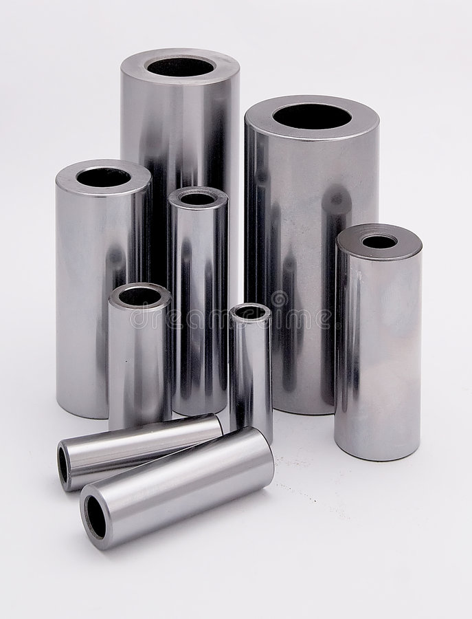 Metalteile #1 stockbild