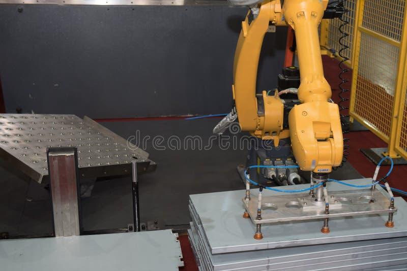 Metalu pracujący przemysł, przetwarza manufaktury technologię obrazy stock