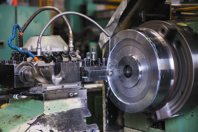 Metalu salowy industy fabryczny obraz stock