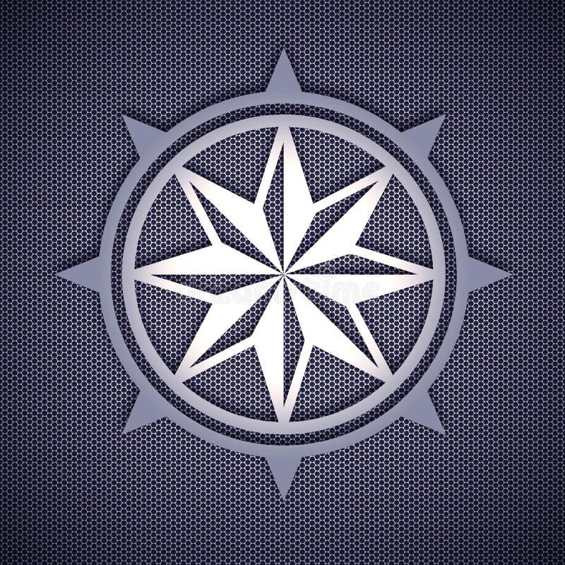 metalu symbol ilustracji