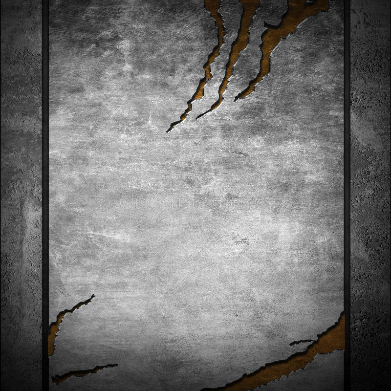 Metalu tło royalty ilustracja