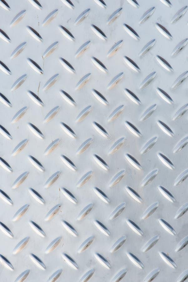 Metalu talerza przemysłowy wzór obraz stock