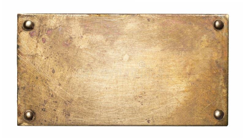 Metalu talerza tekstura zdjęcie stock