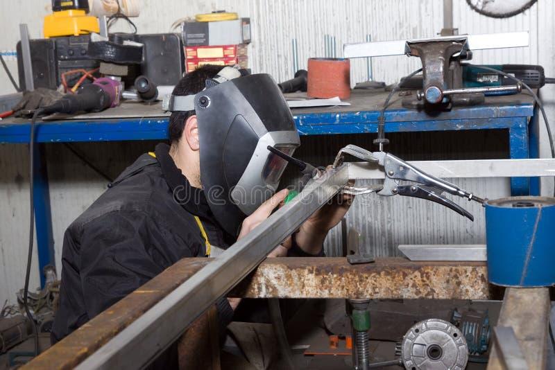 Metalworker foto de stock