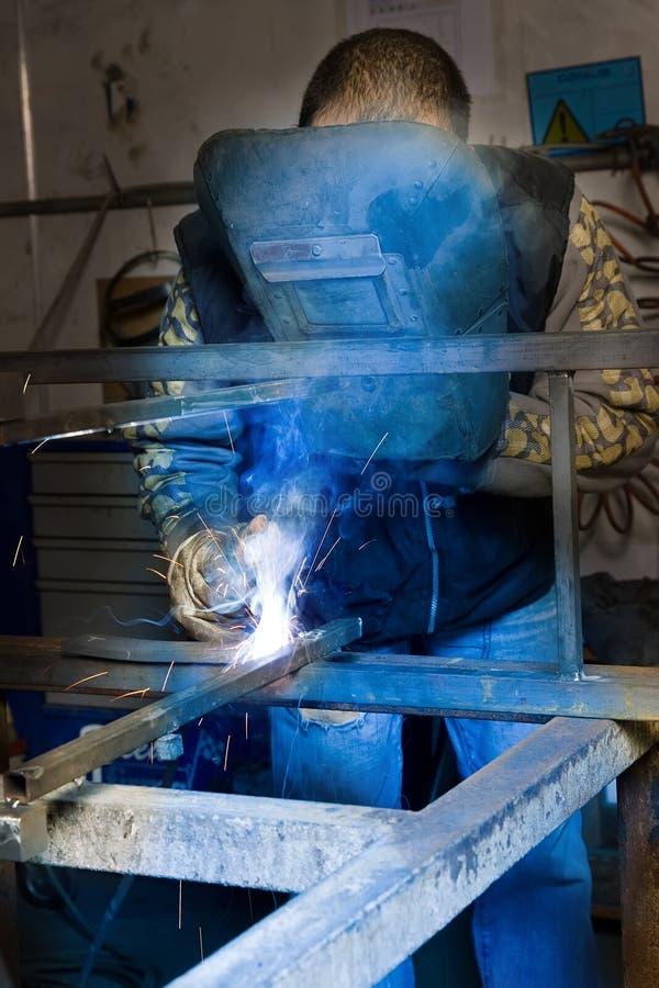 Metalworker imagens de stock