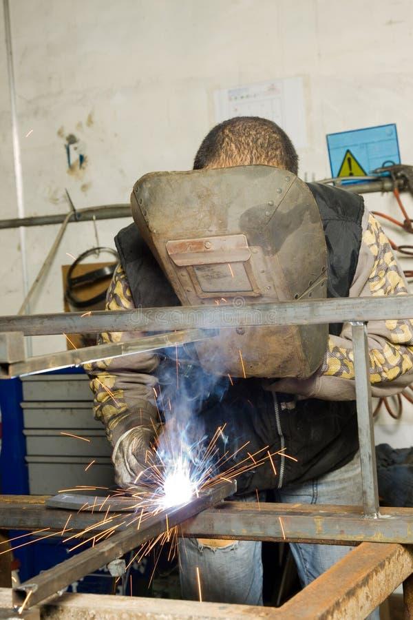 Metalworker imagens de stock royalty free