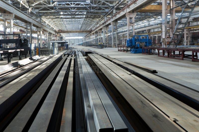 Metalworking plant royalty free stock image