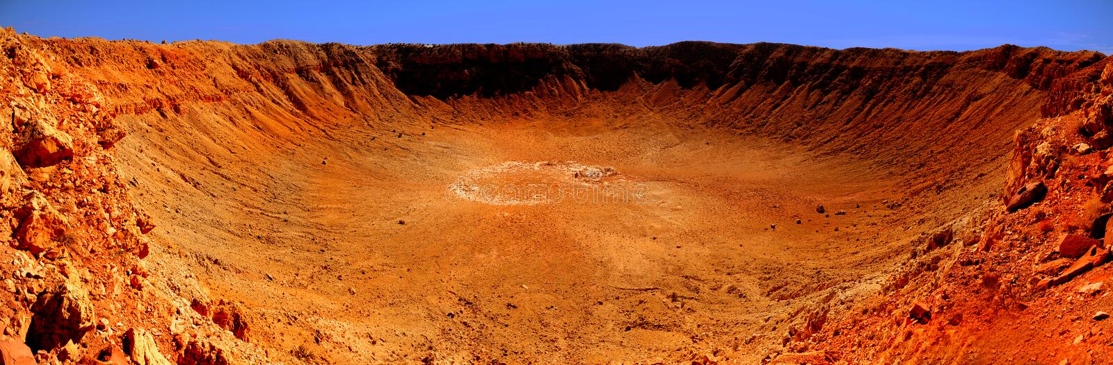Download Meteor Crater Stock Images - Image: 11614824
