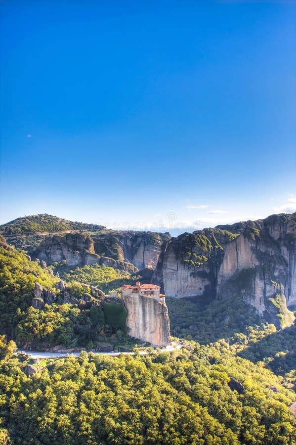 Meteora royalty free stock photography