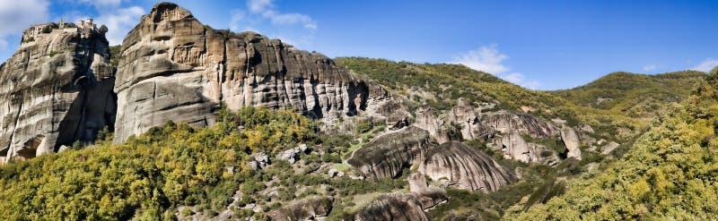 Download Meteora stock image. Image of worship, outdoor, scenery - 11718601