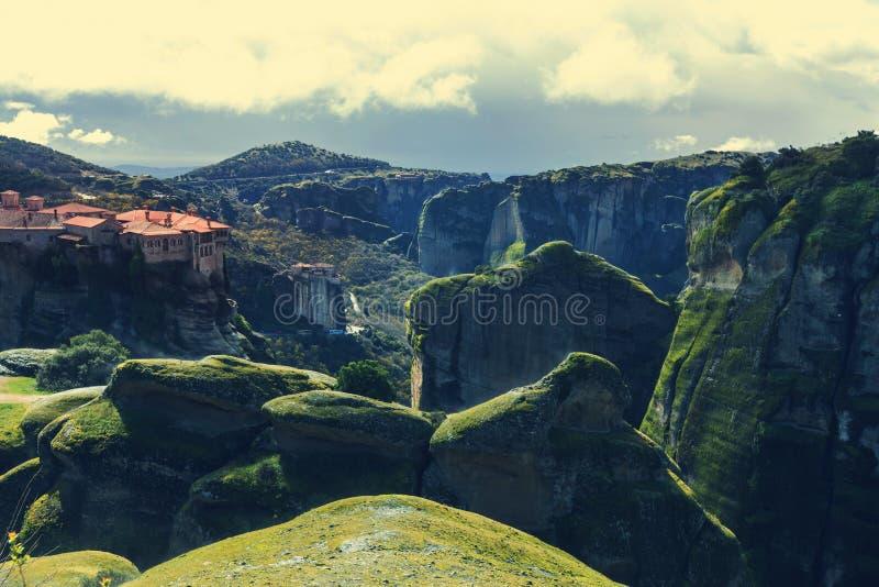 Meteora photos stock