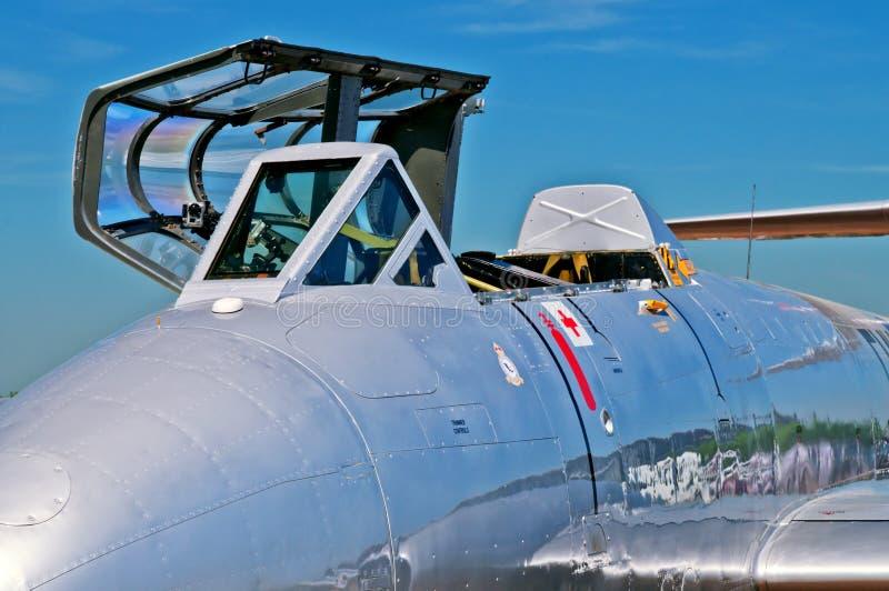Meteora di Gloster immagine stock