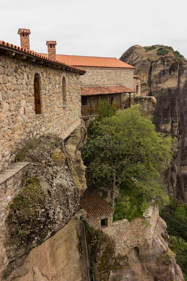 Meteora, Griekenland royalty-vrije stock afbeeldingen