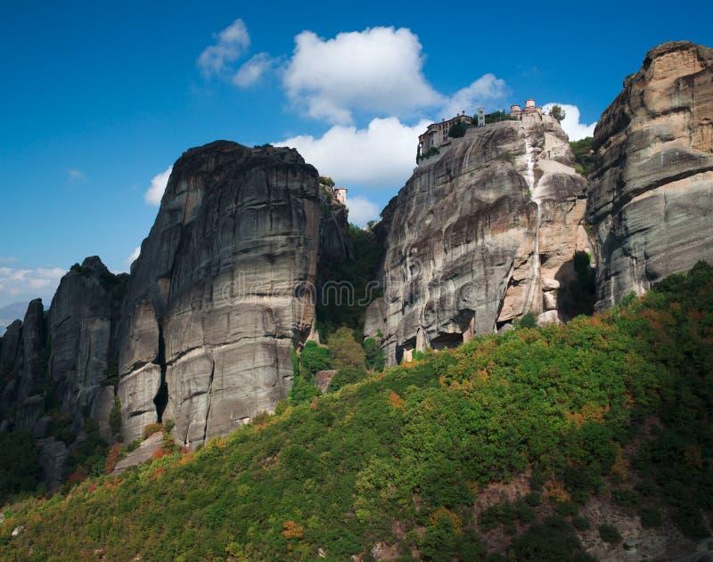 Meteora, Kalambaka Grecia fotografie stock libere da diritti