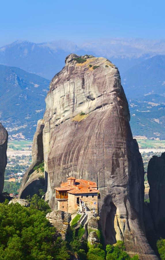 Download Meteora Monastery In Greece Stock Photo - Image: 19522116