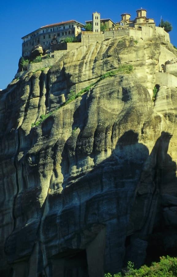 Free Meteora Monastery No.1 Stock Photo - 3491430