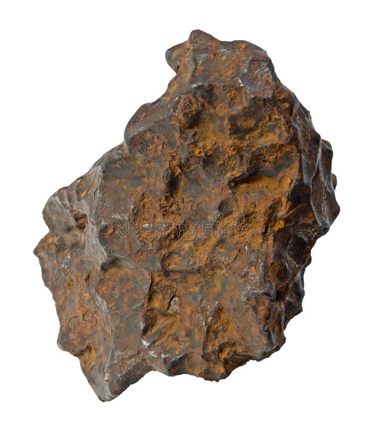 Meteorit lizenzfreie stockfotos
