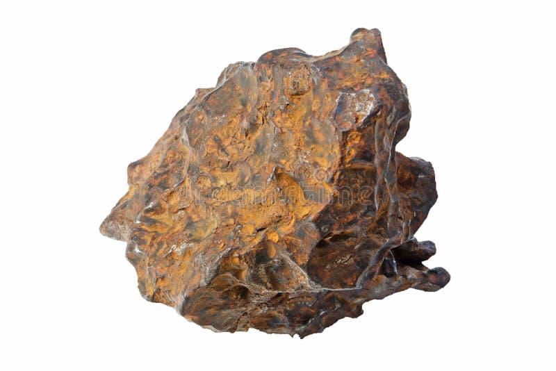 Meteorit stockbild