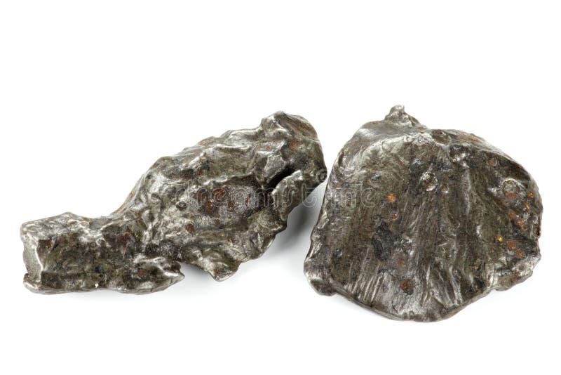 Meteorito de Sikhote-Alin fotos de stock royalty free