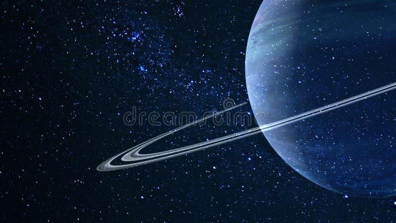Meteoro, meteoroide é um pequeno corpo rochoso ou metálico no espaço ilustração stock