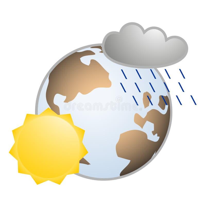 Meteorologia Obrazy Royalty Free