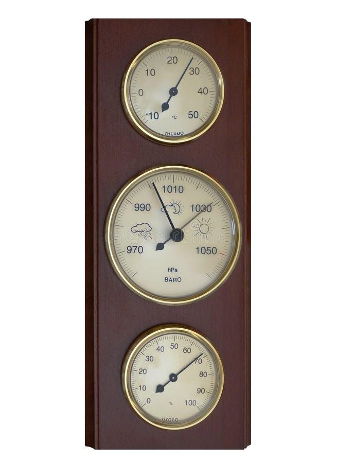 meteorological instrument fotografering för bildbyråer