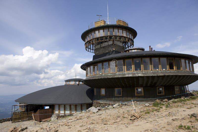 meteorological observatorium arkivbilder