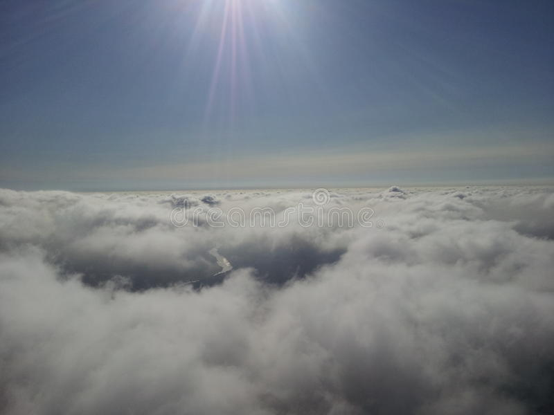899 Meter über Meeresspiegel lizenzfreie stockfotos