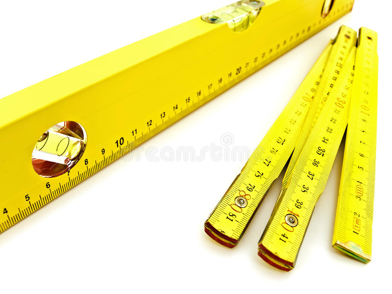 Meter and level royalty free stock photos