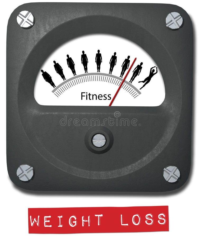 Before after meter measure weight loss fitness suc vector illustration