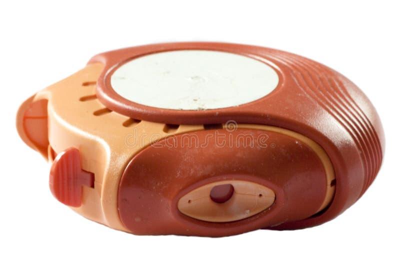Metered-dose inhaler stock photos