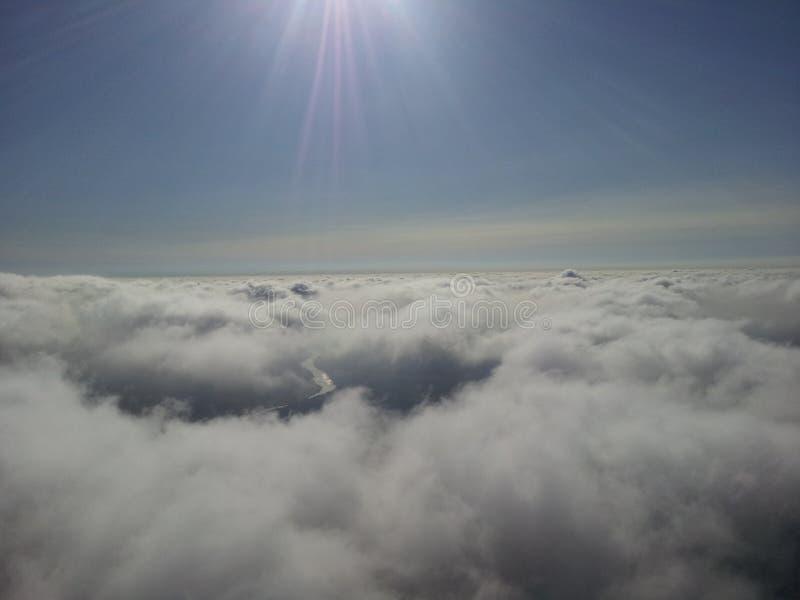 899 meters boven overzees - niveau royalty-vrije stock foto's